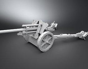 105mm leFH 18 Scale model