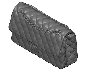 chanel bag type3 3d printing model