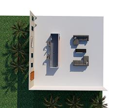 3D print model Lobby Hotel