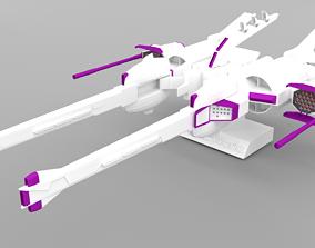 3D print model Gundam Seed Meteor Unit