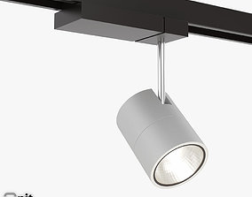 Zumtobel Vivo L spotlight 3D model