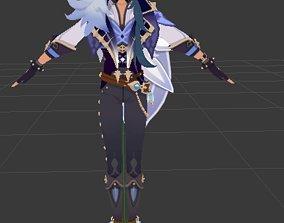 Kagayena 3D model