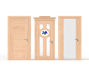 3D model Doors Pack 4