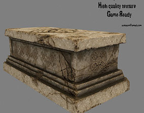 3D model base statue 23