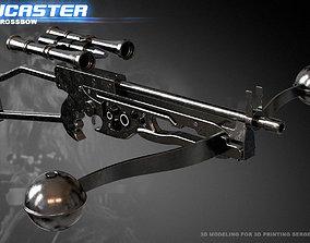 3D printable model Bowcaster Wookiee Crossbow