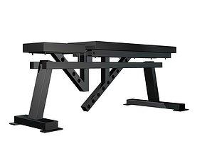 3D Adjustable bench