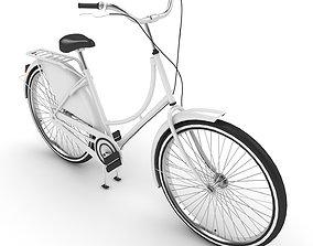 3D model Azor European City Bicycle classic
