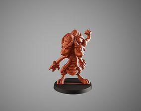 3D printable model Goat 6