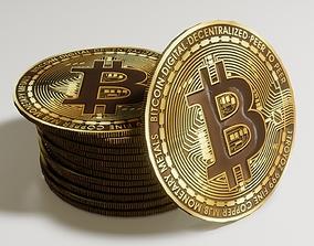 3D animated BitCoin