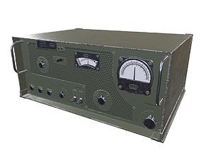 Transmitter Game Ready 3D asset