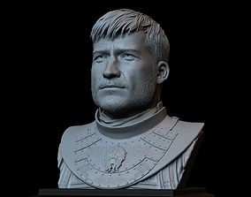 Jaime Lannister from Game of Thrones 3D printable model 1