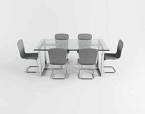 3D print model Dining table
