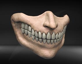 3D printable model Attacker Mask