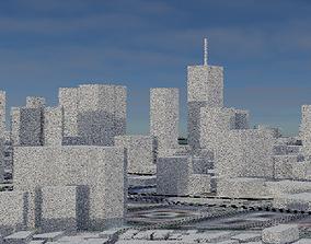 New York Map 3D model
