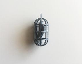 pva Parrot Pendant PVA test 3D print model