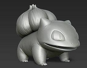 Pokemon Bulbasaur 3d print model games