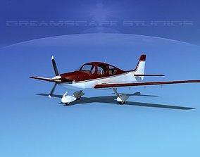 Cirrus SR22 V15 3D