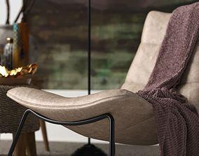 3D model Chair Scene