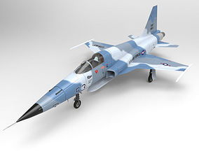 F5 E Tiger II for Unity 3D model