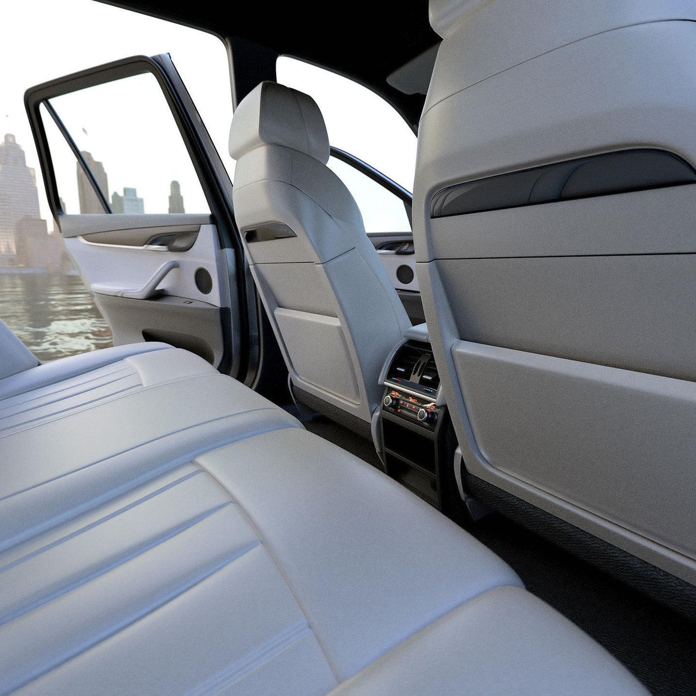 BMW X5 F15 2015 3d model