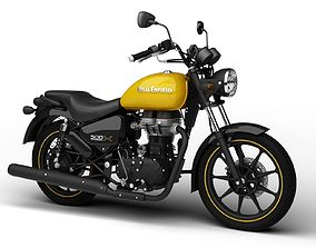 Royal Enfield Thunderbird 500X 2018 3D model