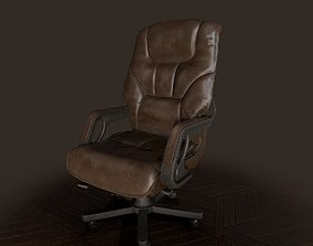Office Chair 3D model VR / AR ready PBR