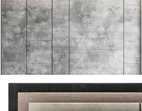 3D Decorative wall panel set 37