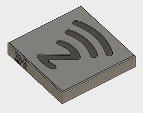Small sized Outdoor NFC housing 3D printable model