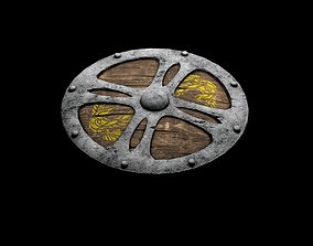 3D model Shield-1