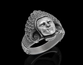 3D print model Benda Mask Ring