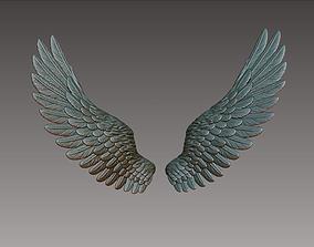 3d Wings 3D print model