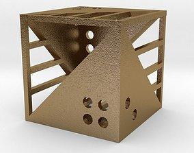 3D printable model Dice artchallenge game