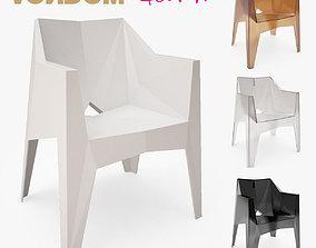 Vondom Voxel Silla Chair 3D model