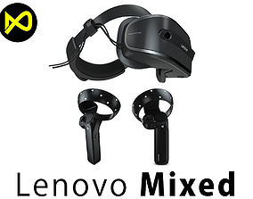Lenovo Windows Mixed Reality Set 3D