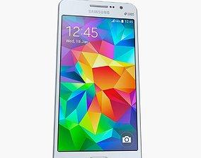 3D model Samsung Galaxy Grand Prime