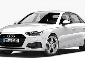 Audi A4 Sedan 2020 3D