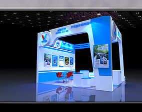 Exhibition - Area -6X6-3DMAX2009-48