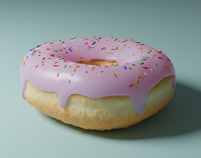 other sweet Donut 3D