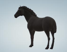 3D print model Pferd Horse