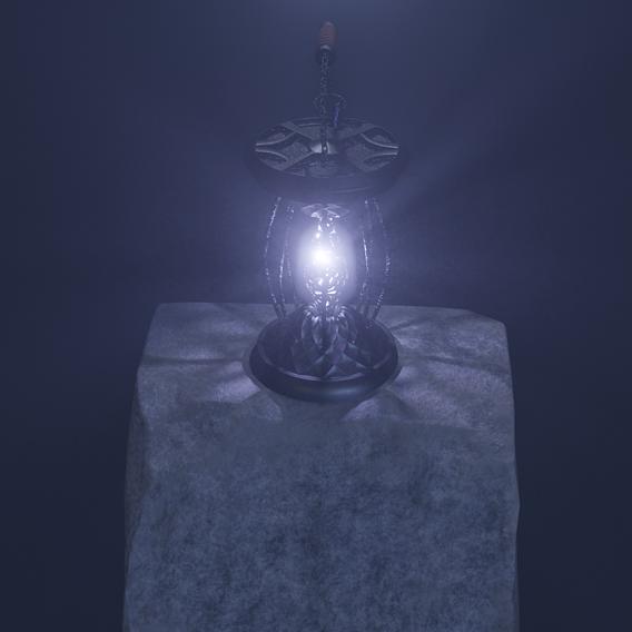 Lantern for Game