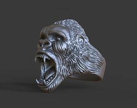 monkey Gorilla 3D printable model