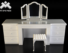 3D model Classic Ladies Desk