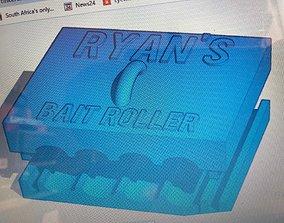 3D printable model BAIT ROLLER