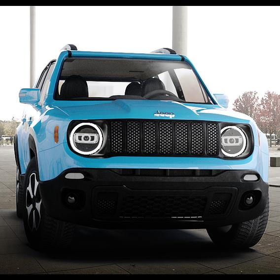 Jeep Renegade Trail-Hawk
