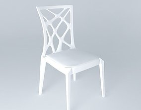 3D model fungu Chair