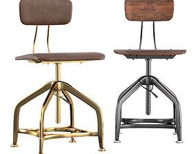 Chair Toledo 3D model