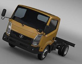 Nissan Condor Chassi 2012 3D