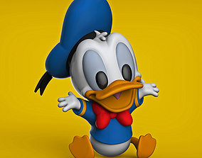 3D printable model Baby Donald Duck Cute