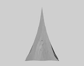 3D printable model Peak Structure