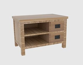 Lifestyle TV Cabinet Small 3D model